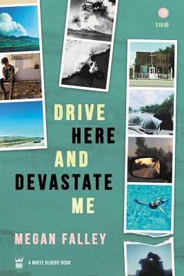 Drive Here and Devastate Me Cover Image
