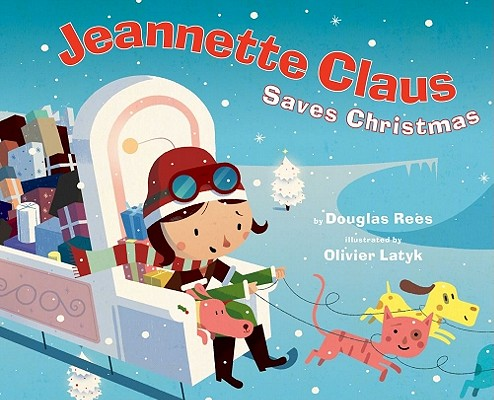 Jeannette Claus Saves Christmas Cover