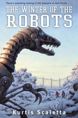 The Winter of the Robots Cover
