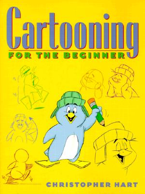Cartooning for the Beginner Cover Image