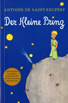 Der Kleine Prinz (German) Cover Image