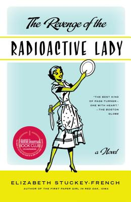 The Revenge of the Radioactive Lady Cover