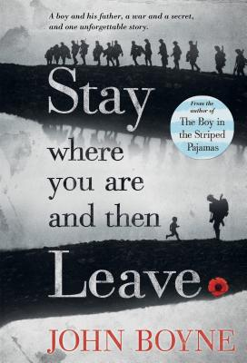 Stay Where You Are And Then Leave Cover Image