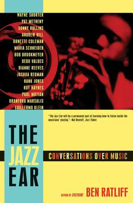 The Jazz Ear: Conversations over Music Cover Image