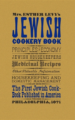 Jewish Cookery Book Cover Image