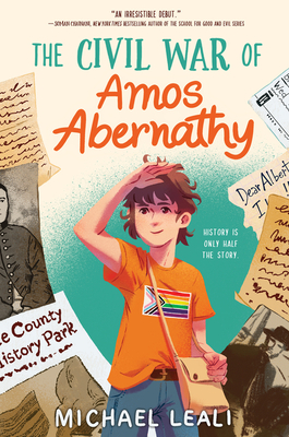 Cover for The Civil War of Amos Abernathy