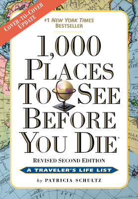 1,000 Places to See Before You Die Cover