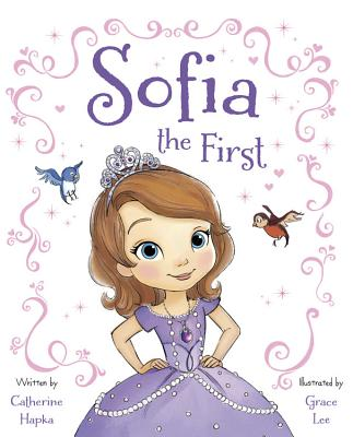 Sofia the First Cover