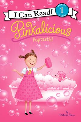 Pinkalicious: Puptastic! Cover Image