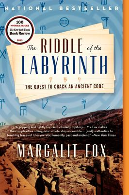 The Riddle of the Labyrinth Cover