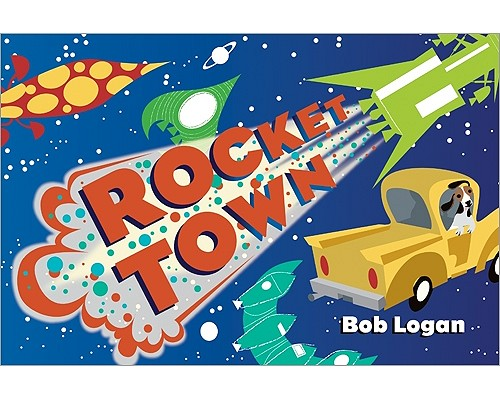 Rocket Town Cover