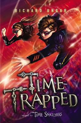 Time Trapped Cover