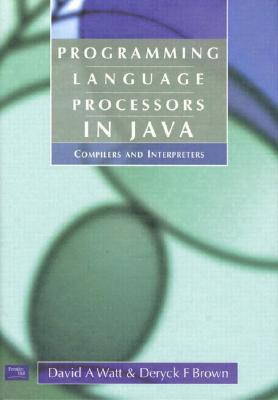 Cover for Programming Language Processors in Java