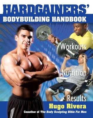 Hardgainers' Bodybuilding Handbook Cover
