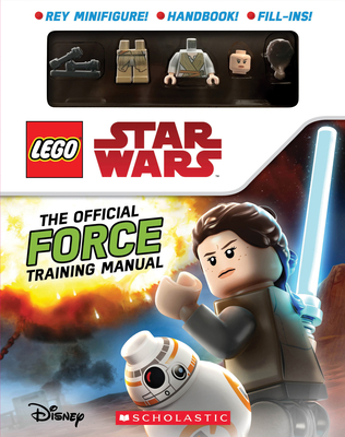 The Official Force Training Manual LEGO Star Wars