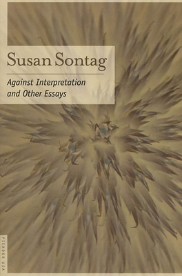Against Interpretation: And Other Essays Cover Image