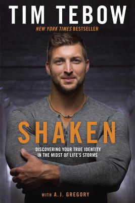 Shaken: Discovering Your True Identity in the Midst of Life's Storms Cover Image