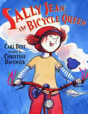 Sally Jean, the Bicycle Queen Cover