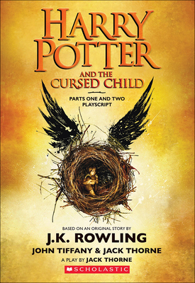 Harry Potter and the Cursed Child: Parts One and Two Playscript Cover Image
