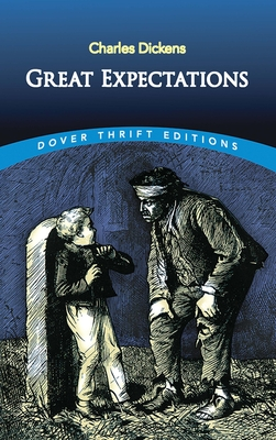 Great Expectations (Dover Thrift Editions) Cover Image