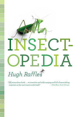 Insectopedia Cover Image