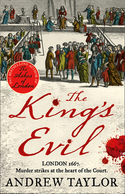 The King's Evil (James Marwood & Cat Lovett, Book 3) Cover Image