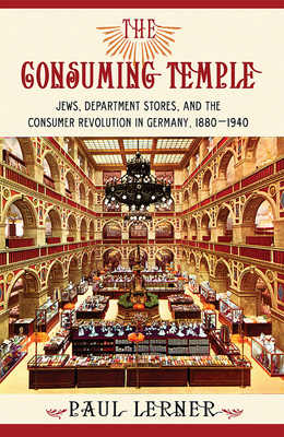 Cover for The Consuming Temple