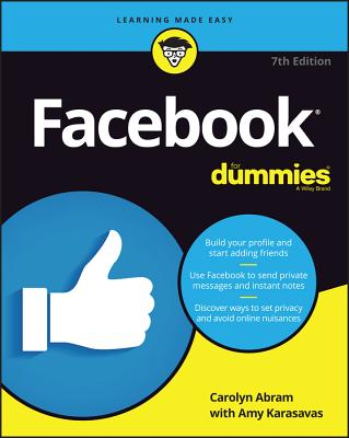 Facebook for Dummies Cover Image