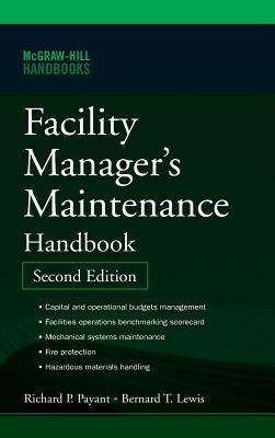 Facility Manager's Maintenance Handbook Cover Image