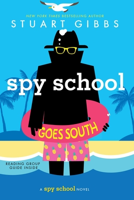 Spy School Goes South cover