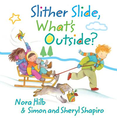 Slither Slide, What's Outside? Cover
