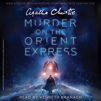 Murder on the Orient Express [movie Tie-In]: A Hercule Poirot Mystery (Hercule Poirot Mysteries #1934) Cover Image
