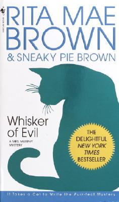 Whisker of Evil: A Mrs. Murphy Mystery Cover Image