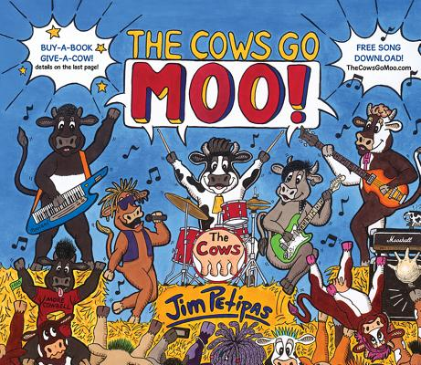 The Cows Go Moo! Cover Image