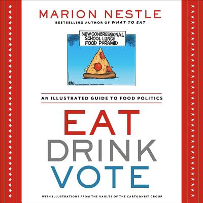 Eat Drink Vote Cover