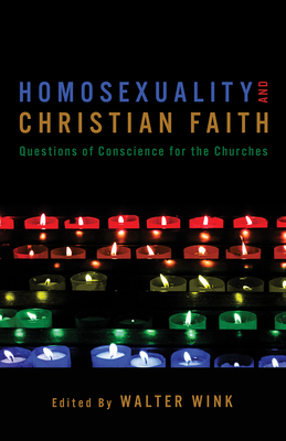 Cover for Homosexuality and Christian Faith