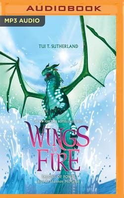 Talons of Power (Wings of Fire #9) Cover Image