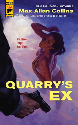Quarry's Ex Cover