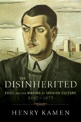 The Disinherited Cover