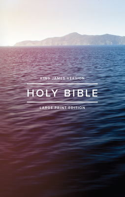 KJV Outreach Bible, Large Print Edition Cover Image