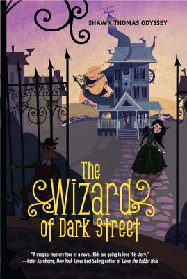 Cover for The Wizard of Dark Street