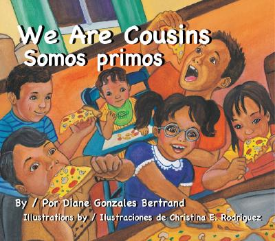 We Are Cousins/Somos Primos Cover