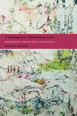Cover for A Winding Line