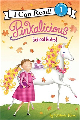 Pinkalicious: School Rules! Cover Image