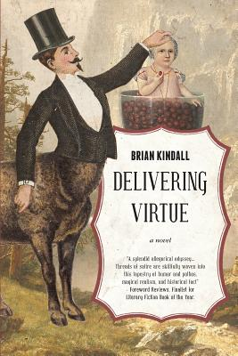 Delivering Virtue: A Dark Comedy Adventure of the West Cover Image
