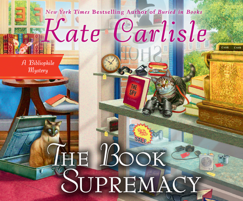 The Book Supremacy the Book Supremacy (Bibliophile Mystery #3) Cover Image