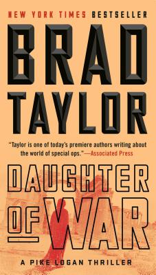 Cover for Daughter of War