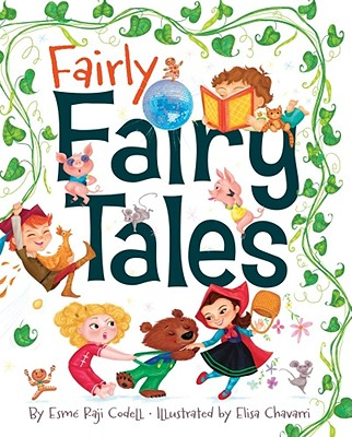 Fairly Fairy Tales Cover