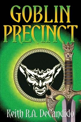 Cover for Goblin Precinct