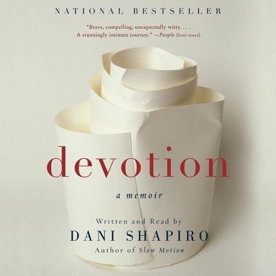 Devotion Lib/E: A Memoir Cover Image